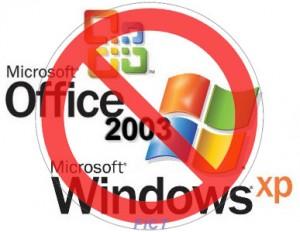 Stop Windows XP